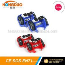 Rouleau clignotant réglable approuvé par CE avec roues PVC PVC à vendre