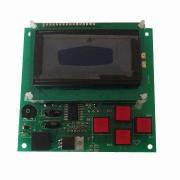 2-layer PCB Assembly, Various Surface Finishes are Available, Comes in Immersion Gold Finishing