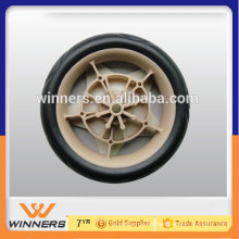 5 inch baby cart wheels handcart wheel