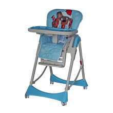 Baby High Chair / Kid Chair / Baby Furniture (BC668B) Norme UE