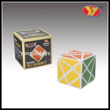 YongJun eje cubo kingkong rompecabezas mágico juguete educativo para los niños