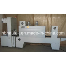 Water Bottle PE Film Wrapping Shrinking Machine
