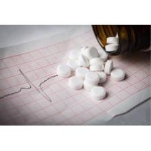 Comprimés sublinguales de nitroglycérine USP pour la pression artérielle élevée