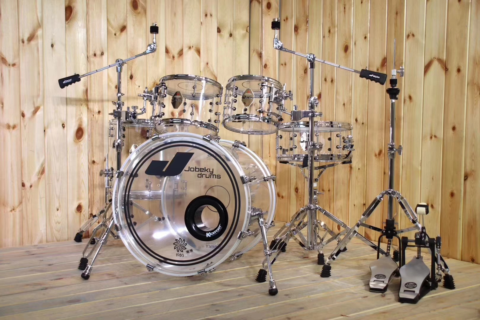 Percussion Instruments Drum Kit