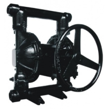 Manual Operation Double Diaphragm Pump
