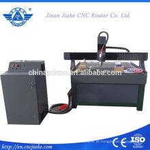 Máquina de 1200 * 1200mm 3 eixos cnc madeira roteador para a gravura 3D