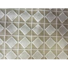 Tissu de dentelle de polyester