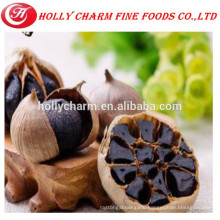 Purely natural and healthy organic black garlic