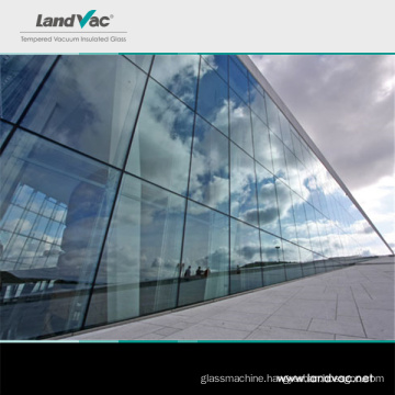 Landglass Commerial Building High Transmittance Double Glazing Vacuum Glass