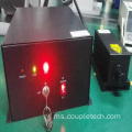 MP secara pasif Q-switched Laser