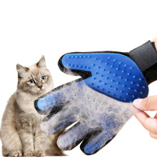 Pet Grooming Glove Cat Hair Removal Brush Combs