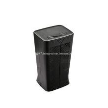 Home air purifier with uv
