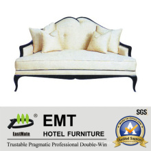 Star Hotel Grade Sofa Hotel Waiting Room Sofa Set (EMT-SF27)