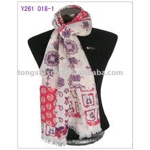 2013 новый 100%шерсть пашмины шарф