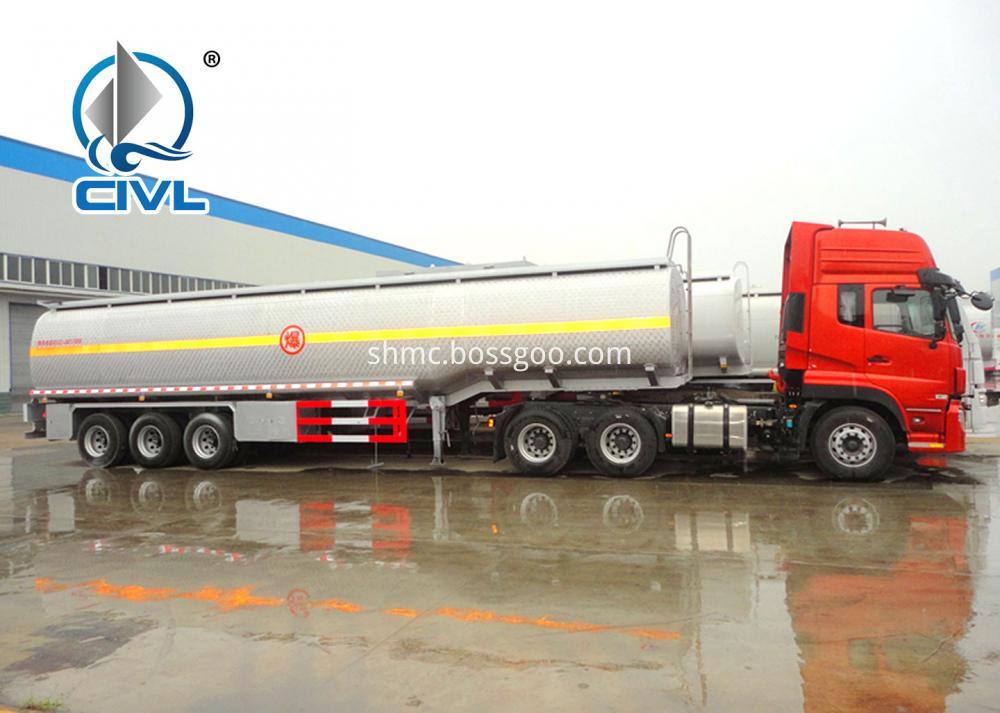 Tanker Semitrailer 11