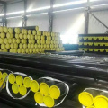 high quality EPOXY astm a106 gr.b smls steel pipe with fbe coating
