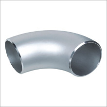 Codo del acero inoxidable de 316L 90 grados