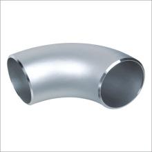 Cotovelo de aço inoxidável 316L de 90 graus