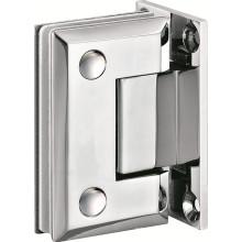 Hardware bisagras de puerta de ducha sin marco