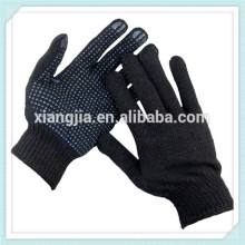 personal protective equipment safety glove,construction safety gloves,pvc safety gloves