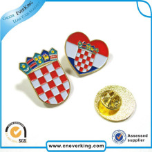 Promotional Gifts Custom Metal Enamel Pin Badge