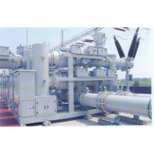 Armario con aislamiento de gas de 72.5kv