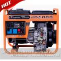Tragbarer 5kv Dieselgenerator