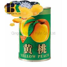 Guter preiswerter gelber Pfirsich in Sirup