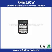 Calculadora / calculadora de marca com retroiluminação / calculadora para uso de escritório