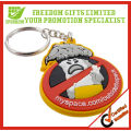 Most Welcomed Top Quality Fashional Style Rubber Keychain