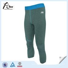 Mann-Knie-Gymnastik-Strumpfhose-Gymnastik-Abnutzung für Großverkauf