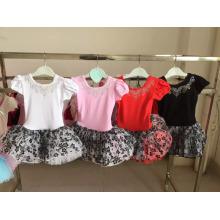 bebê meninas dançarino vestido tutu vestido para meninas miúdo