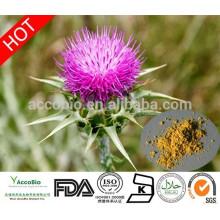 Milk thistle Extract(Silymarin), 80% Silymarin