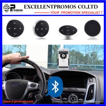 Bluetooth Media Button for iPhone 6 Plus/6/5s/5c, iPad Air 2/Air/Mini/3/2/1, Samsung Galaxy S6 Edge/S6/S5/S4/Note 4/Edge/PRO/Tab PRO, etc