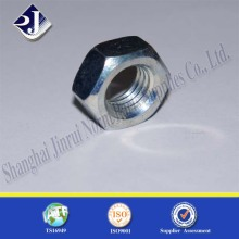 ASME Standard Hex Nut with Galvanized