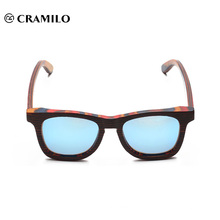 пользовательские деревянные солнцезащитные очки 15002