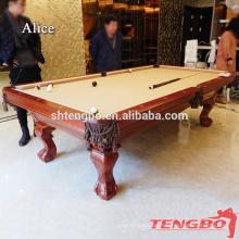 16 Ball 9 Ball 8 Ball Carving Billardtisch mit wie man ein Billardtisch Schema zu bauen