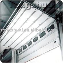 puerta industrial seccional