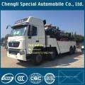 SINOTRUCK 6 X 4 mano izquierda unidad 30tons pesado camión de auxilio remolque carro