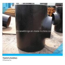 Mss Sp 75 Wphy70 geschweißtes Carbon Steel Reducer Tee