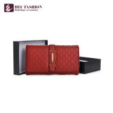 HEC Markenname Cash Handy Brieftasche Frauen Clutch Geldbörse