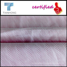 Popular Design Cotton Herringbone Twill Cotton Fabric for Adults Trousers/Cotton Twill Fabric