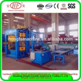 CE and ISO 9001-2008 certificate qt12-15 block forming machine with strong vibratior