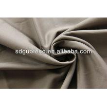 tela spandex de algodón 32x21 + 70D usada para la ropa o los pantalones