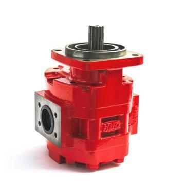 Terex Vectra external gear pump