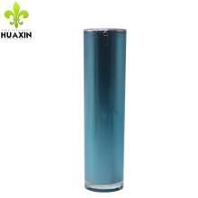 Botella cosmética del vacío del acrílico de la crema del aceite facial de 2018 100ml Airless de la bomba para el cosmético