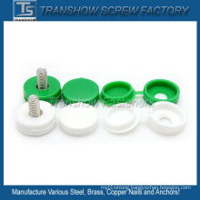 M5 M6 PVC Plastic Screw Cover