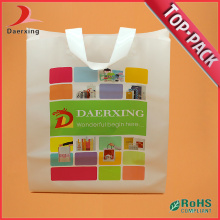 Bolsa Promocional Soft Loop Handle Plastic