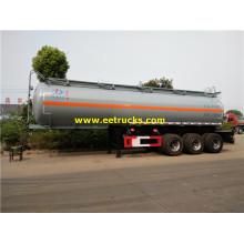 30000 Liter korrosive flüssige Lieferwagen mit 40 Tonnen