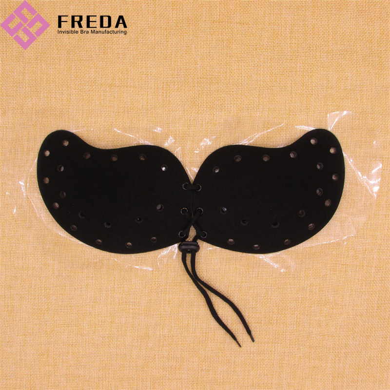 Freshlook Self Adhesive Backless Push Up Bra